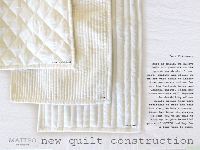 New Quilt Constructions : matteo quilt - Adamdwight.com